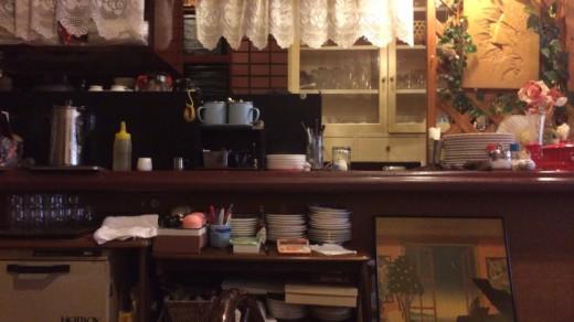 カフェレストモアの店内