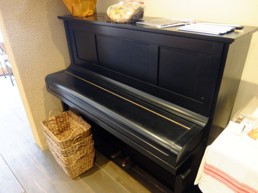 vow's cafe ピアノ