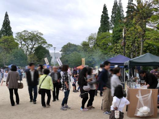 どっぷり、昭和町。桃ヶ池公園