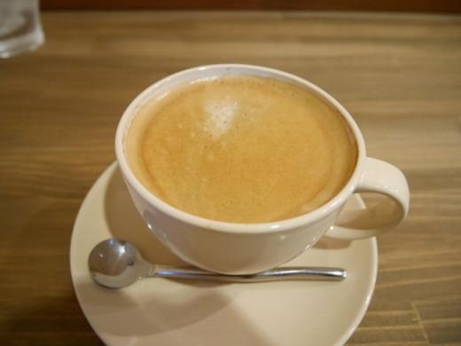 グリーンレストのコーヒー