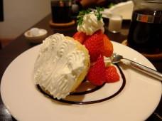 パルファンのいちごのショートケーキ